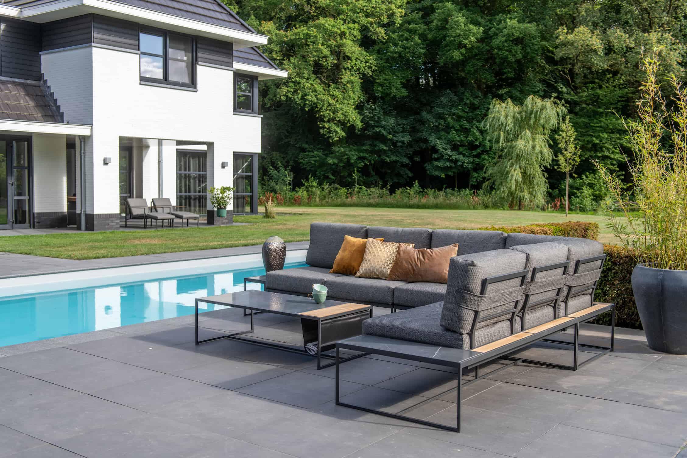 Outdoor Corner Sofa Garden Furniture