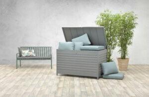 Cambridge Aluminium Cushion Box