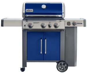 Weber Genesis E335 Blue - Weber Gas Barbecues For Sale Dublin Ireland