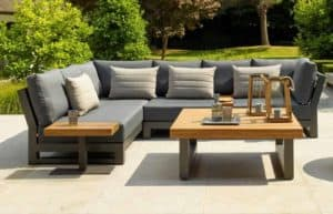 Siena Outdoor Corner Sofa - Outdoor Furniture For Sale Dublin Ireland
