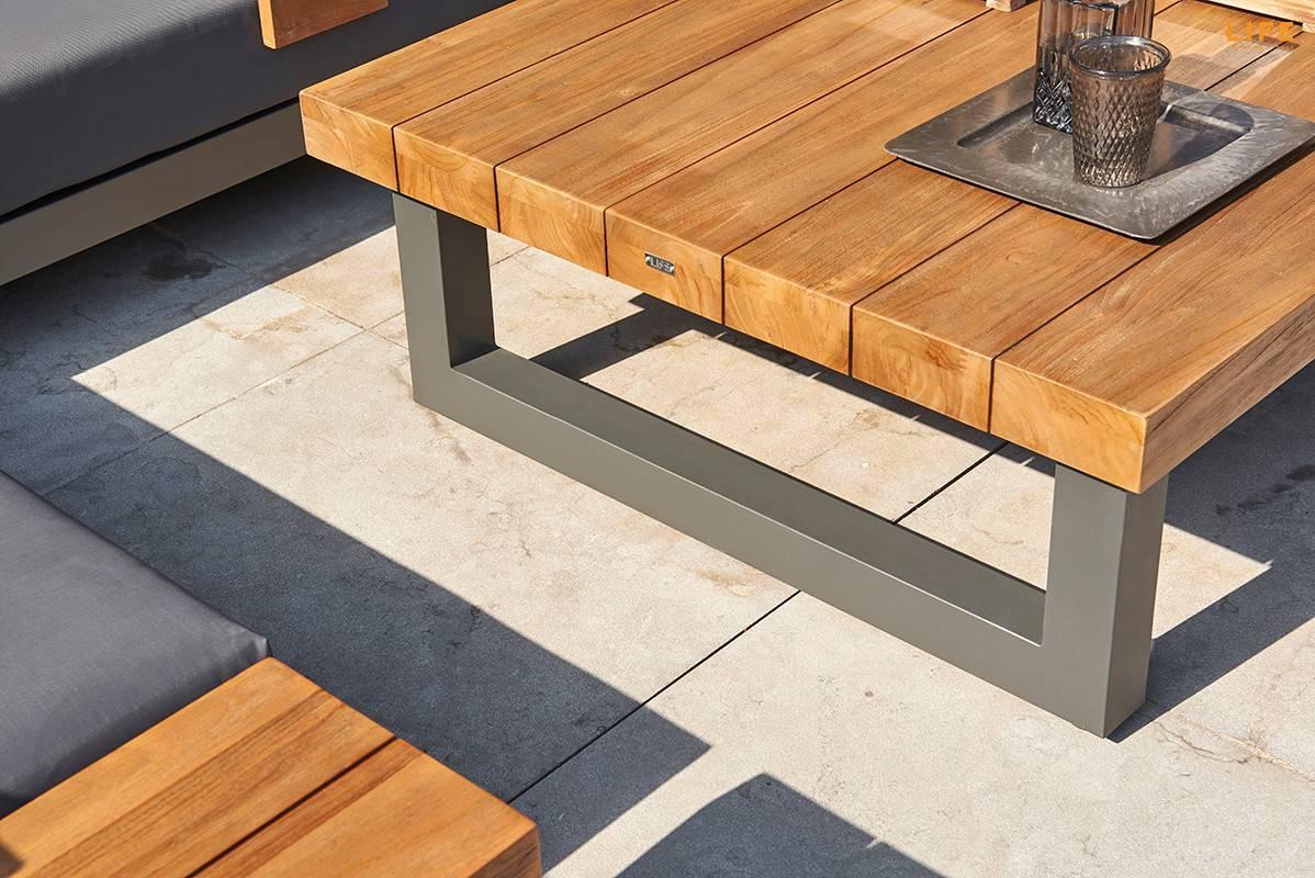Marbella Teak Top Outdoor Coffee Table Garden Furniture Garden Furniture Barbecues Outdoor Ie
