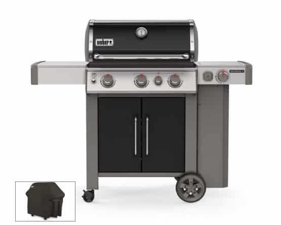 Weber EP335 & Half Price BBQ Cover - Weber Gas Barbecues For Sale DUblin