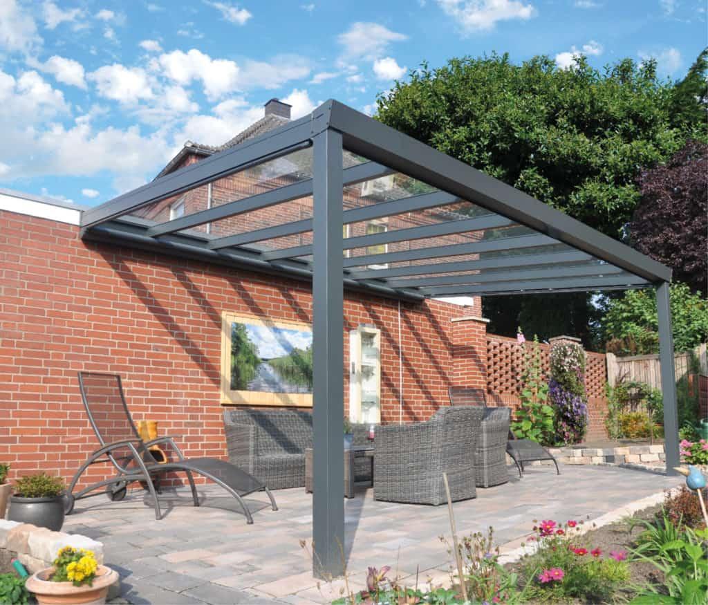 Luxury GardenVerandas With Glass Roofs For Sale Dublin Ireland