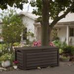Hingham Outdoor Storage Box - Garden Storage Solutions Dublin Ireland
