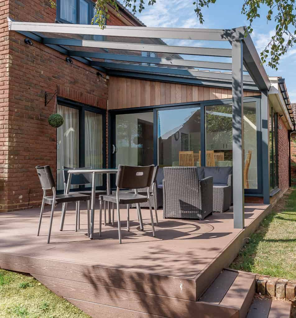 Luxury Garden Verandas With Glass Roofs For Sale Dublin