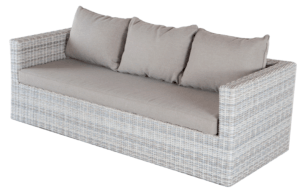 Patros Three Seat Outdoor Sofa