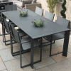 Toledo Outdoor Dining Table With 6 Belluno Chairs - Garden Dining Sets For Sale Dublin Ireland