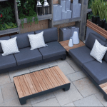 Sanya Outdoor Corner Sofa Set - Garden Furniture For Sale Dublin