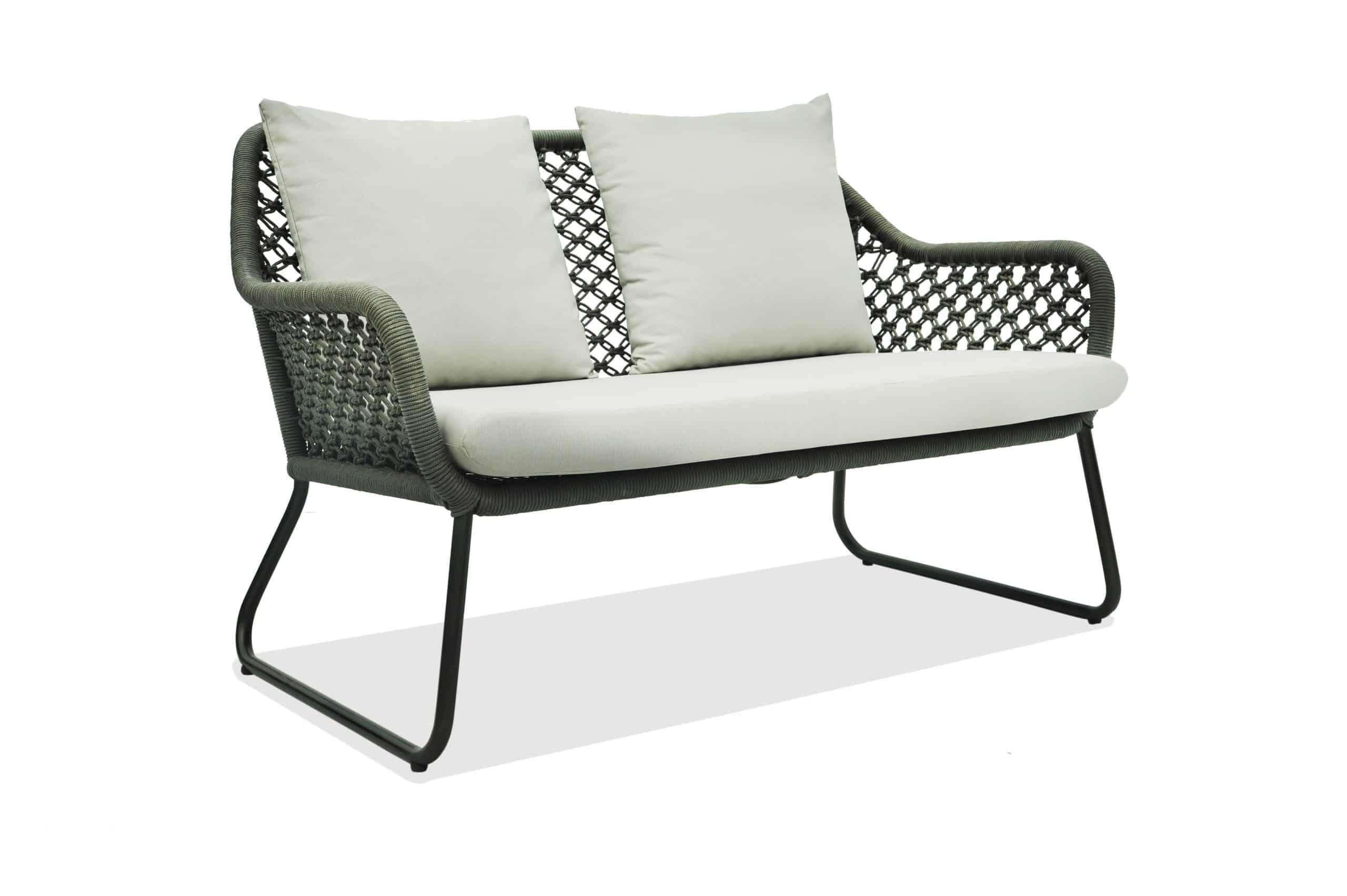 Palma Two Seater Outdoor Sofa Garden