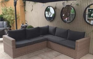 The Sousse Garden Corner Sofa