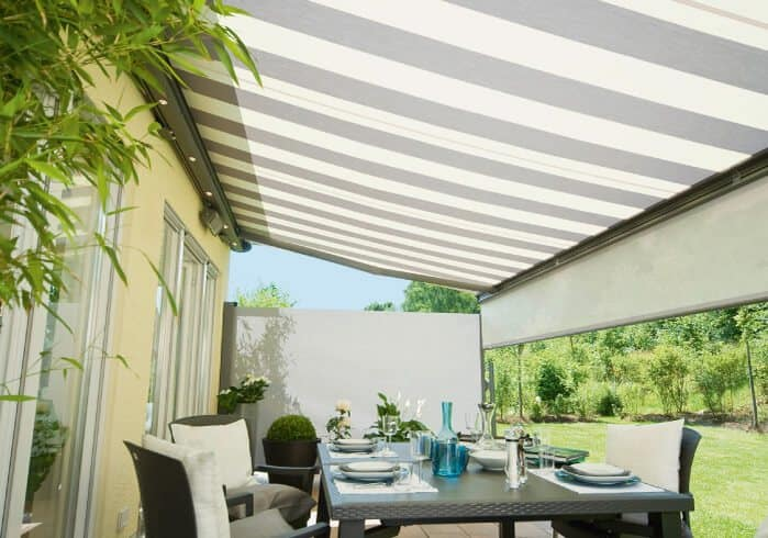 Opal Design II Awning - Awnings The Outdoor Scene Dublin
