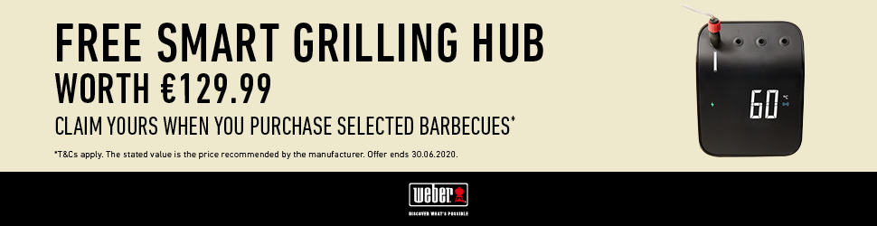 Promotion On Weber Genesis Gas Barbecues