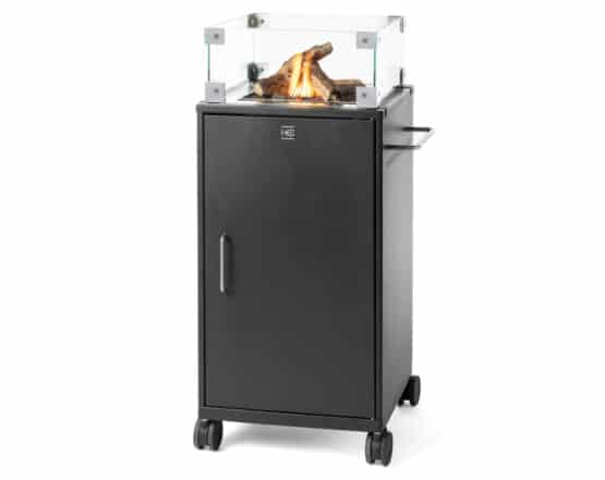 Cocoon Mobile Gas Fire - Outdoor Heating Solutions Dublin Ireland