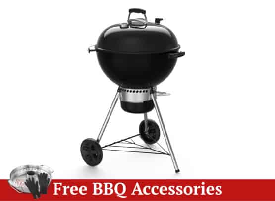 Weber-Barbecue-Master-Touch-Black Special Offer - Barbecue For Sale Dublin Ireland