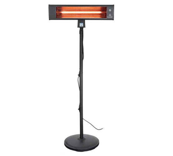 Eurom TH1800S Terrace Heater - Electric Patio Heaters For Sale Dublin
