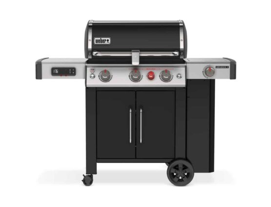 Weber Genesis II EX-335 Smart Grill - Gas Barbecues For Sale Dublin