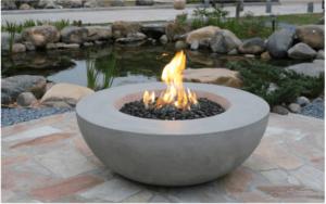Lunar Fire Pit Bowl