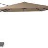 Alexander Cantilever Garden Parasol Taupe - Patio Parasols For Sale Dublin